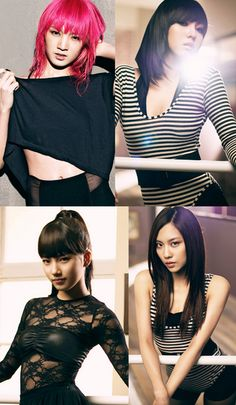 Miss A Bad Girl, Good Girl #themesong