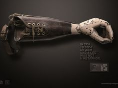 Grim and haunting ads for the Musée de la Grande Guerre