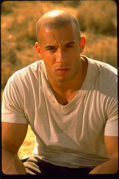 Vin Diesel for the hero or villain in Expendables He could maybe work with or against Dwayne Johnson or the expendables. He and Dwayne Johnson were also considered to play Hellboy before Ron Perlman got the part. Movie Fast And Furious, Furious Movie, The Furious, Hottest Male Celebrities, Celebs, Vin Diesel Shirtless, Dom And Letty, Dominic Toretto, The Expendables