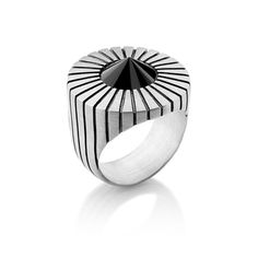 Futura ring by Antonio Bernardo