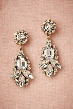 Statement Earrings. Found on bhldn #statementearrings #weddingjewelry