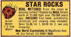 Curious ads in old comics