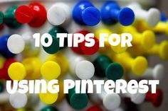 pinning on 10 Tips Helpful Hints, Handy Tips, Pinterest For Business, Gadgets And Gizmos, Family Gifts, Things To Know, How To Introduce Yourself, Get Started, Business Tips