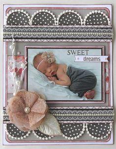 with ivy lane and newborn photo