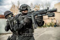 Спецназ ФСКН «Гром»