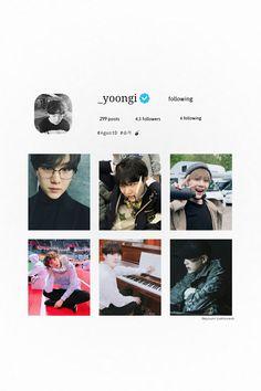 BTS / Suga / Wallpaper ©mysunrisehoseok
