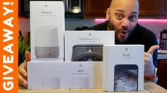 Enter to win the MEGA #MadeByGoogle Giveaway w/ @AndruEdwards! https://goo.gl/Rly7Sb #sweeps #giveaways