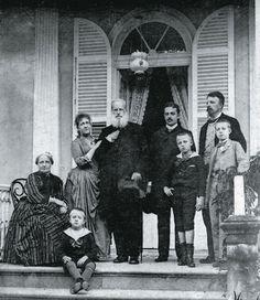 Família real - Petropolis