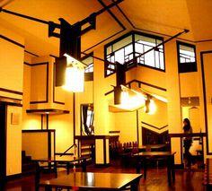Frank Lloyd Wright - JIYU GAKUEN