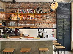 Fantasy home kitchen bar; The Liberation of Paris - Interactive Feature - T Magazine