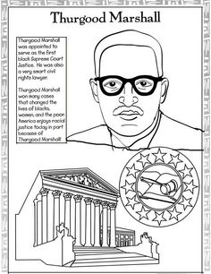 every month is black history month black history coloring pages maya angelou and thurgood - Black History Month Coloring Pages