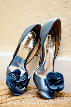 Bold Wedding Shoes for Your White Wedding | OneWed  Love!