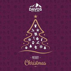 This #Christmas be filled with joy, be touched by love. #feliznavidad! 🌟🎄🎁 Candy cane dreams & Mistletoe wishes from Davos Network 🎊