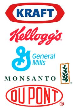 Just Label It - tell these corporations to label GMOs! (and perhaps stop poisoning us with them?!)  #gmo