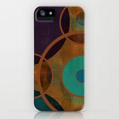 Textures/Abstract 97 iPhone & iPod Case by ViviGonzalezArt - $35.00
