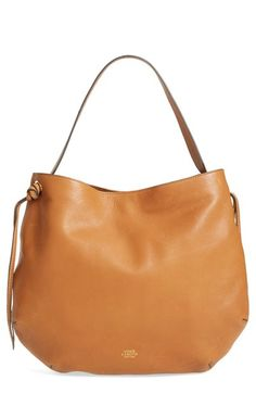 Vince Camuto 'Nicki' Leather Hobo available at #Nordstrom