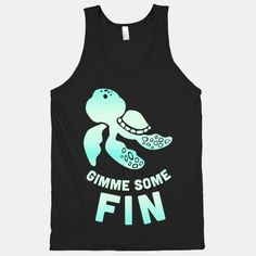 Gimme Some Fin | HUMAN | T-Shirts, Tanks, Sweatshirts and Hoodies