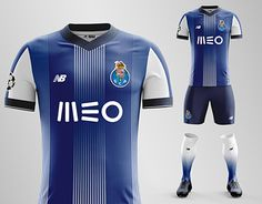 "Check out new work on my @Behance portfolio: ""FC Porto 