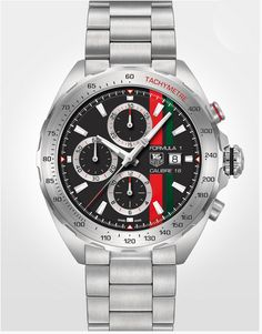 Tag Heuer Formula 1 Calibre 16 #tagheuer #formula1 #luxurywatches #lux #watches