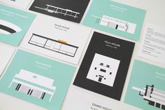 Archigrams: Prints of Modern Architecture Icons that Inspire by Michie Cao — Kickstarter