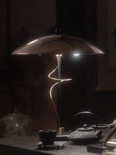 "Desk lamp from ""The Man in the High Castle"""
