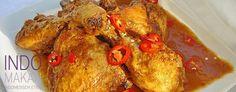 Ayam Bali - Kip op Balinese wijze - Balinese chicken