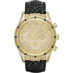 Michael Kors OFF!>> Michael Kors Watch Womens Chronograph Layton Black Leather Strap - All Michael Kors Watches - Jewelry Watches - Macys Michael Kors Outlet, Michael Kors Gold, Handbags Michael Kors, Michael Kors Watch, Gold Watch, Mk Watch, Neiman Marcus, Women's Accessories, Jewelry Watches