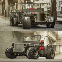 Landi Jeep, Jeep Rat Rod, Defender Car, Fiat Cars, Mercedes G, Jeepers Creepers, Modified Cars, Go Kart, Jeep Wrangler