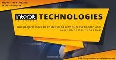 To know more our services visit http://interbitsolutions.com/ or call us at +1-631-686-8462 today.