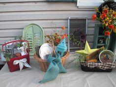 baskets by Joan Larson