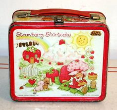 OMG!!! This was one of  my kindergarten lunch boxes!!