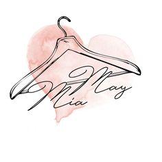 Children's Boutique Logo - Apocalypse Now And Then Boutique Logo, Boutique Design, Fashion Logo Design, Web Design, Logo Branding, Branding Design, Brand Identity, Tailor Logo, Logo Online Shop