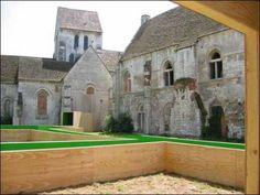 Krijn De Koning   Here, Now   Beauvais. Maladrerie Saint-Lazare