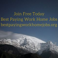 Best Online Program To Make real Income Best paying Work Home Jobs Join now FREE
