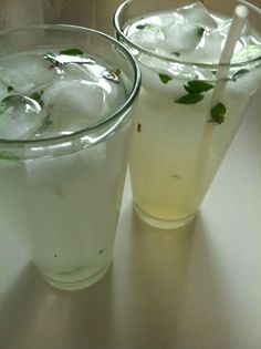 Pink Puck Ice Lime Refresher, this is a homemade version of the Starbucks Cool Lime Refresher
