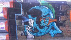 #Brighton #streetart #urbanart #paintedcity #Sussex #Brightongraffiti #graffiti
