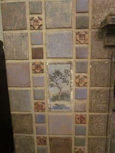 Antique Mayan Tiles Batchelder Los Angeles CA Here Is - Ceramic tile stores portland oregon
