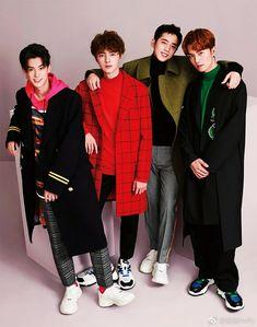 Meteor Garden Cast, Meteor Garden 2018, A Love So Beautiful, Beautiful People, Asian Actors, Korean Actors, Kdrama, F4 Boys Over Flowers, Hua Ze Lei