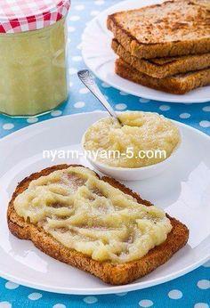 бананово-ананасовое варенье