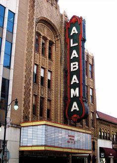 Alabama Theater, Birmingham, AL
