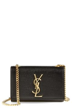 Saint Laurent 'Mini Cassandre' Crossbody Bag available at #Nordstrom