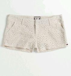 Lace shorts <3