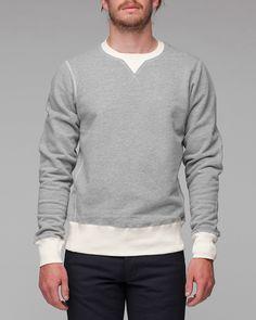 radford sweatshirt ++ universal works