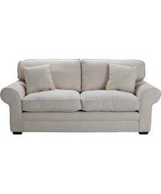 Olivia Extra Large Sofa - Linen.