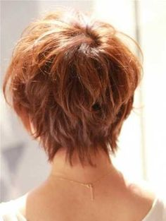 Short Hairstyles Back for Women over 50                                                                                                                                                                                 More