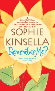 Remember Me? by Sophie Kinsella on iBooks http://apple.co/2ouyLi2