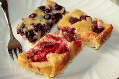 Berry slices