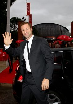 https://flic.kr/p/8Q7xLn | Aaron Eckhart on the Red Carpet | Aaron Eckhart attends the 'Rabbit Hole' premiere during the 5th Rome International Film Festival on November 1, 2010 in Rome, Italy. *** Local Caption *** Aaron Eckhart