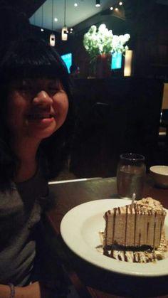 My Very Special 21st Birthday Dinner Today @ The Keg Steakhouse Restaurant!!😄😊☺😉😍😘❤💜💙💚💛💗💘💞💖💕💓💌💋💎💍👣💝🎍🎂🍰🎋🎉🎊🎈🎁💝🎍