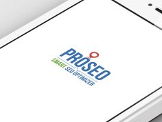 Логотип SEO приложения (Концепт), Логотип © ДжонСингер